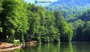 Dilijan National Park Armenia