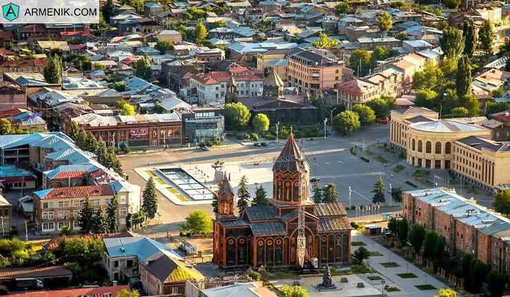 Gyumri-city