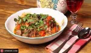 Khashlama-food