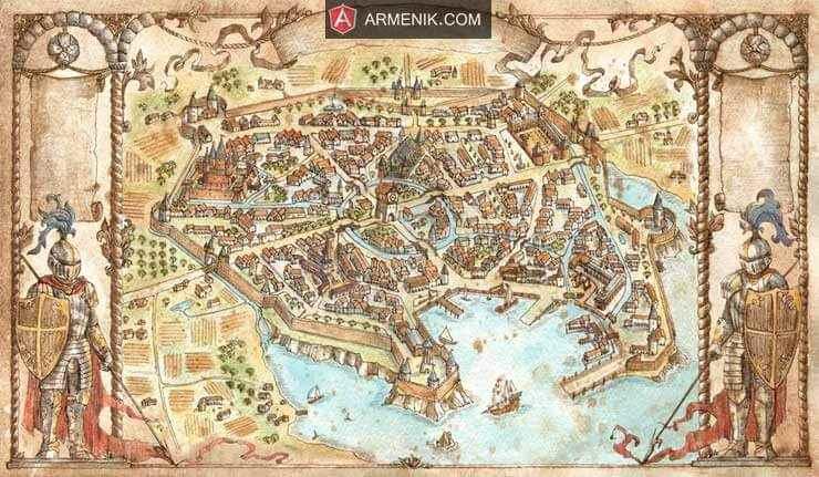 Medieval-Armenia