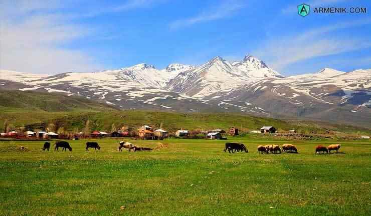15 مکان شگفت انگیز گردشگری کشور ارمنستان 2021