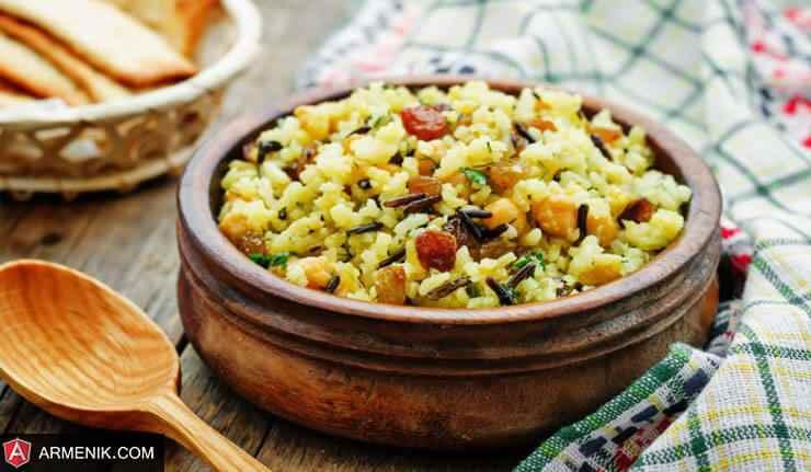 Pilaf-food