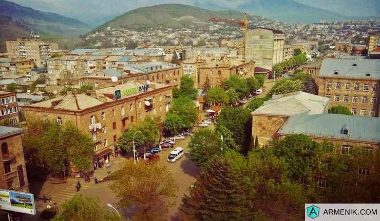Vanadzor-armenia