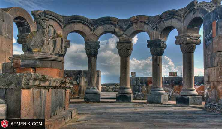 آشنایی با تاریخچه کشور ارمنستان 2019