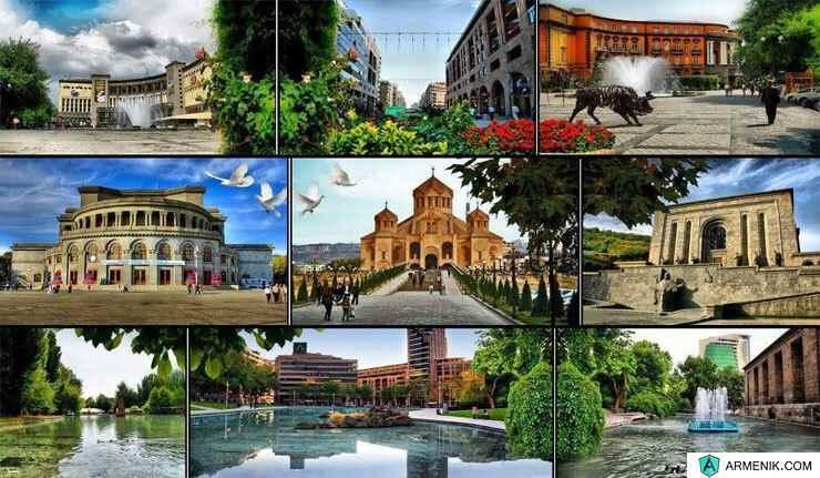 15 مکان شگفت انگیز گردشگری کشور ارمنستان 2018
