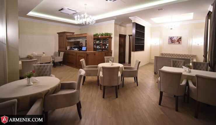 بهترین هتل های سه ستاره ارمنستان 2019