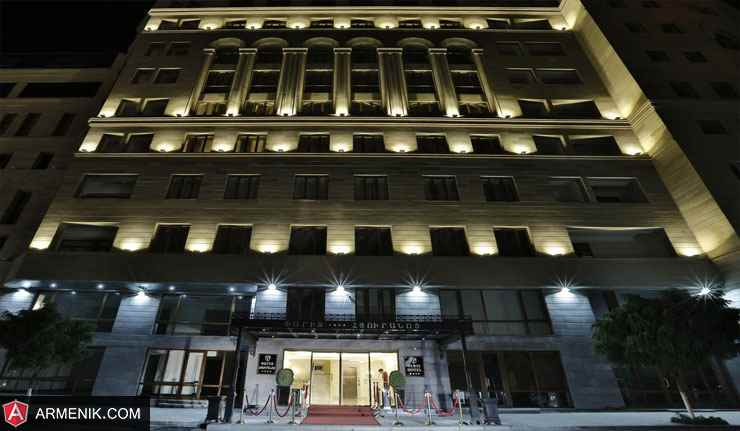 جذاب ترین هتل های چهار ستاره ارمنستان 2021