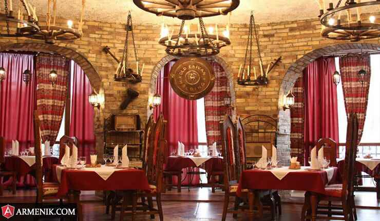 معرفی 10 رستوران برتر شهر ایروان 2021