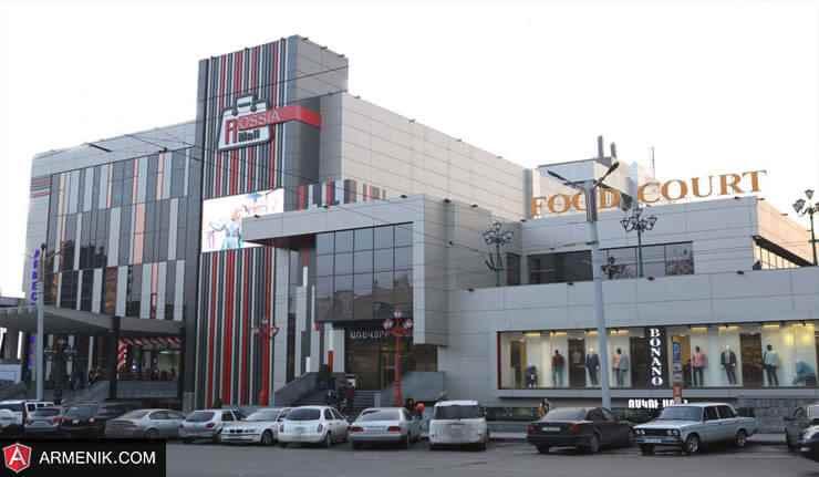 معرفی برترین مراکز خرید در ارمنستان 2021