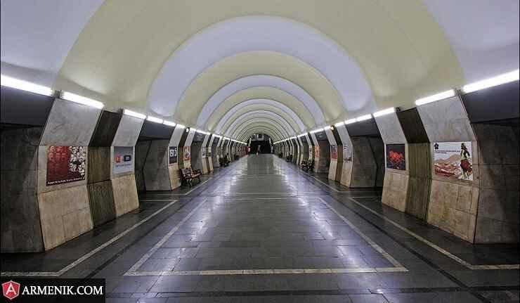 yeritasardakan-metro