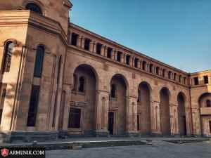 Architecture Yerevan Armenia