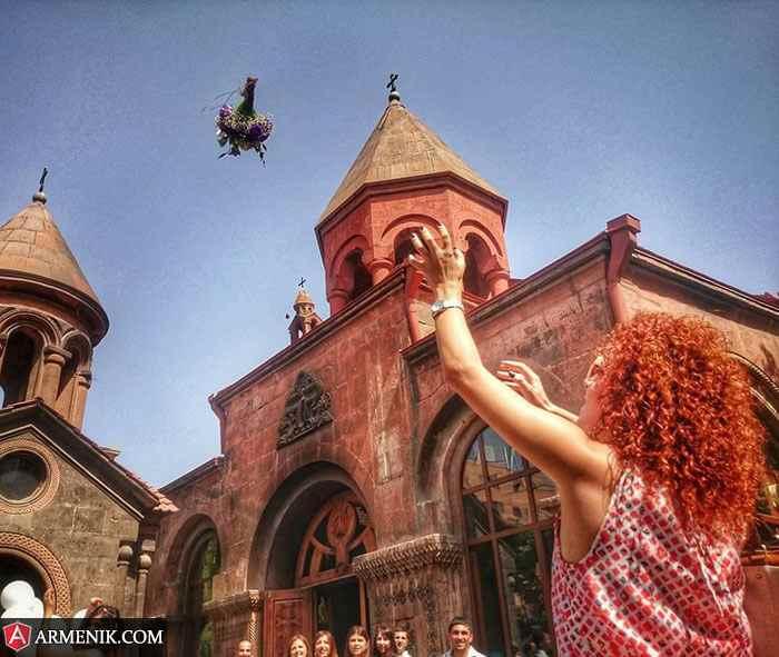 Armenian Wedding Style