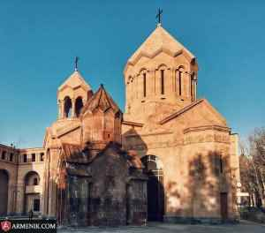 Echmiadzin Cathedral Armenia