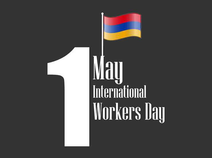 International Workers Day Armenia