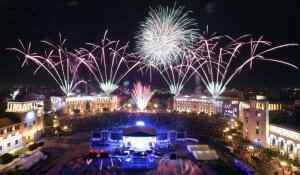 New Year Day Armenia