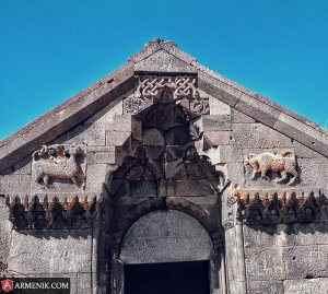 Orbelian's Caravanserai Armenia