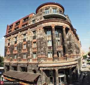 Tufenkian Hotel From Yerevan Armenia