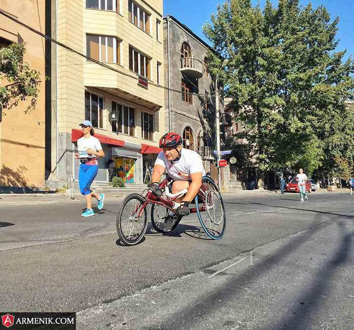Yerevan Half Marathon 2017
