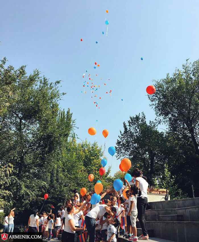 armenia happiness