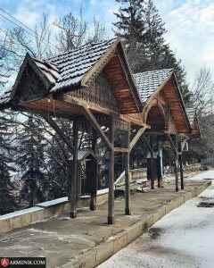 bus station armenia
