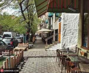 saryan street yerevan armenia