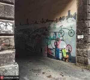 street art yerevan