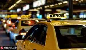 کرایه تاکسی ایروان ارمنستان
